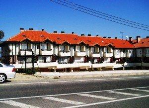 Residencias con persianas